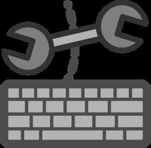keyboard 27183 1280 300x294 - YouTube動画アップロードの際のデフォルト設定【YouTube効率化】